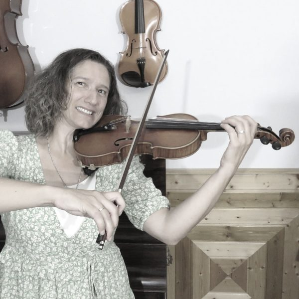profesora de violin